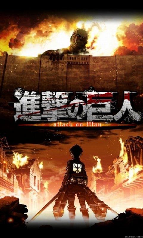 Attack On Titan Live Wallpaper Free Download For Android Renewring